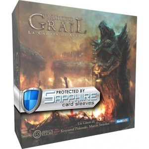 SAFEGAME Tainted Grail + bustine protettive