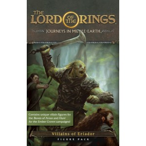 Villains of Eriador - The Lord of the Rings: Journeys in Middle-earth