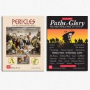 BUNDLE Paths of Glory GMT (Deluxe 2018) + Pericles: The Peloponnesian Wars