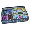 Underwater Cities - Organizer  Folded Space in EvaCore - UWC