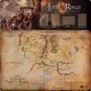 Fellowship 1-4 Player Playmat: The Lord of the Rings (LCG) (Tappetino)