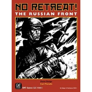 No Retreat: The Russian Front Deluxe Ed. GMT