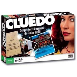 Cluedo Reinvention- HASBRO
