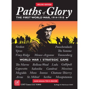 Paths of Glory GMT (Deluxe Edition 2018)