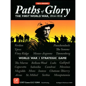 Paths of Glory GMT new Ed.