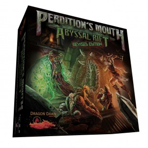 Perdition's Mouth: Revised Edition ITA