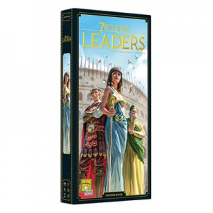 Leaders: 7 Wonders ITA (New Ed.)
