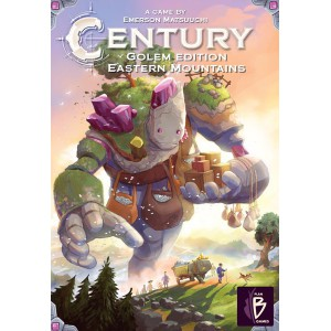 Eastern Mountains - Century: Golem Edition