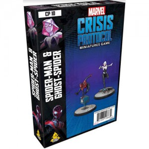 Spider-Man and Ghost-Spider - Marvel: Crisis Protocol
