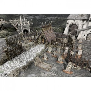 Graveyard - Battle Systems