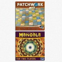 BUNDEL BEST TWO 5: Patchwork ITA + Mandala
