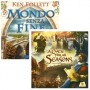 BUNDLE A Castle for all Seasons + Mondo Senza Fine