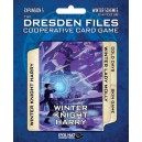 Winter Schemes: The Dresden Files Cooperative Card Game