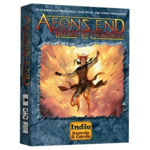 Return to Gravehold: Aeon's End