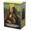 Dragon Shield - Bustine protettive Matte Art Mona Lisa (100 bustine) - 12055