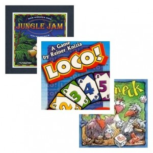 EASY PARTY BUNDLE: Heck Meck + Loco + Jungle Jam