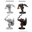 Dragonborn Male Fighter (2 Units) - D&D Nolzur's Marvelous Unpainted Miniatures