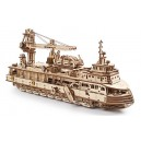 Ugears - Research Vessel - 70135