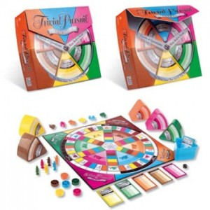 Trivial Pursuit - Deluxe Edition - HASBRO