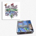 BUNDLE The Isle of Cats + Organizer Folded Space in EvaCore