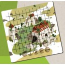 Tappetino centrale: Dragon Castle (Playmat)