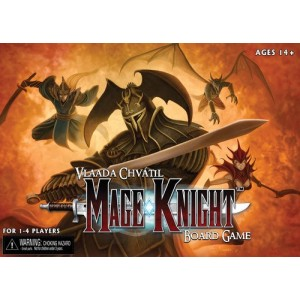 Mage Knight Board Game ENG