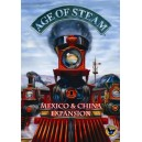 Age of Steam Mexico & China