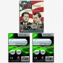 SAFEGAME 1960: The Making of president + 200 bustine protettive