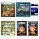 SAFEBUNDLE Dominion ITA: gioco base + Seaside + Alchimia + Prosperita' + Cornucopia + 1400 bustine