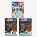 SAFEGAME Twilight Struggle Deluxe edition ITA +200 bustine protettive GMT