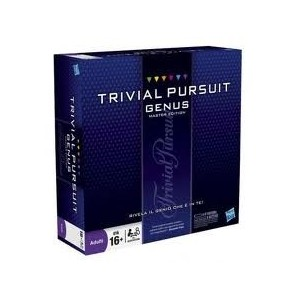 Trivial Pursuit  Master Edition ENG - HASBRO