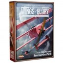 Wings of Glory - WW1 Rules and Accessories Pack