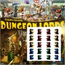 BUNDLE Dungeon Lords: Festival Season + Stickers