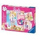 Puzzle 3x49 Barbie veterinario Art.093137