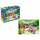 Puzzle 108 pz Maxi Double-Face Disney Mickey Mouse Clubhouse Art.37209