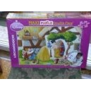 Puzzle 108 pz Maxi Double-Face Disney Princess Biancaneve Art.31672