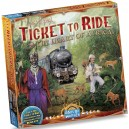 Ticket to Ride Map Collection: Volume 3 - Heart of Africa