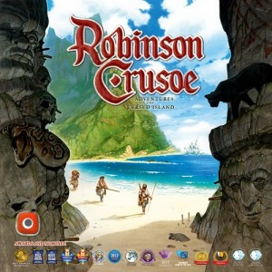 Robinson Crusoe: Adventure on the Cursed Island (4th Edition)