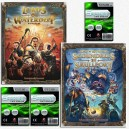 SAFEBUNDLE Lords of Waterdeep + Scoundrels of Skullport + bustine apposite
