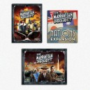 BUNDLE The Manhattan Project + Second Stage + Nations