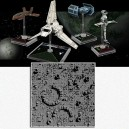 BUNDLE X-Wing terza serie + tappetino Space Station Mat