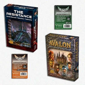 SAFEBUNDLE The Resistance ITA + Avalon ITA + bustine protettive