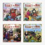 BUNDLE Ticket to Ride Map Collection 1 + 2 + 3 +4