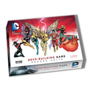 Heroes Unite DC Comics Deck-Building Game