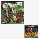 BUNDLE Zombicide Season Two: Prison Outbreak + PO Tiles