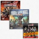 BUNDLE Zombicide ITA + Toxic City Mall ITA + Season 1 Tiles