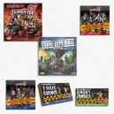BUNDLE Zombicide ITA + Toxic City Mall ITA + Season 1 Tiles + TCM Tiles