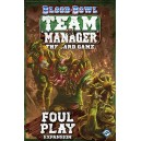 Foul Play - Blood Bowl Team Manager: The Card Game ENG