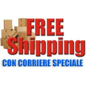 ORDERSHIPFREE CON CORRIERE SPECIALE