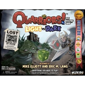 Light Vs Dark: Quarriors!